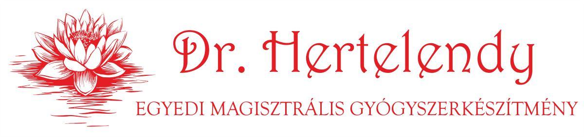 Dr Hertelendy egyedi magisztrális gyógyszerkészítmények