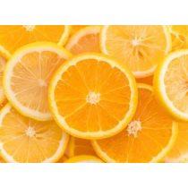Bőrpuhító éjszakai kesztyűkrém- narancsos
