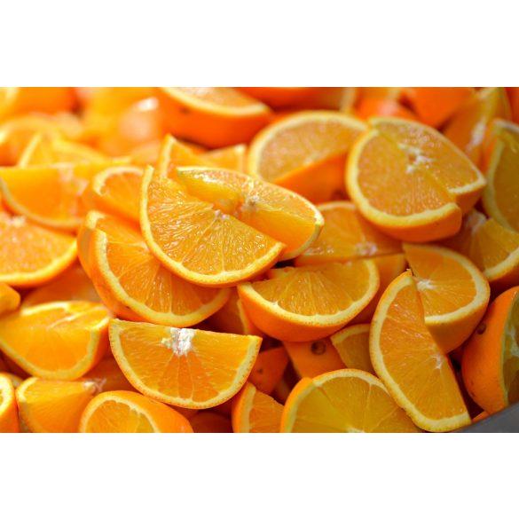 Munkás kezek éjszakai kenőcs-narancsos