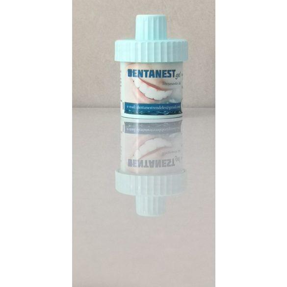 Dentanest gel-borsmentás