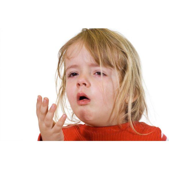 Légzéskönnyítő kenőcs gyermekeknek