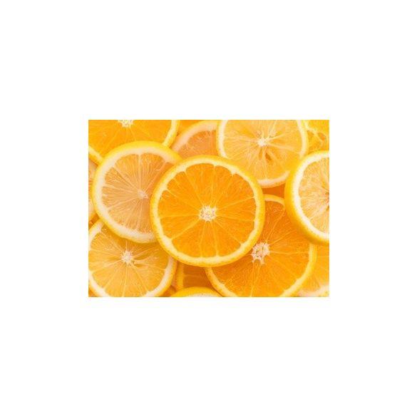 Diabetes lábápoló krém-narancsos