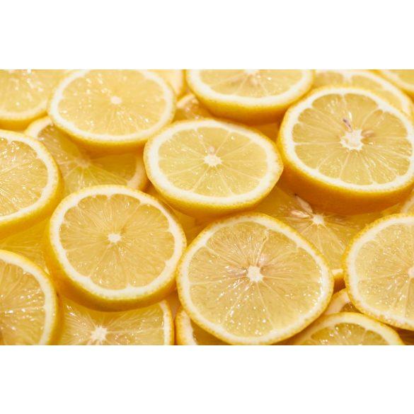 Dolgos kezek krém - citromos