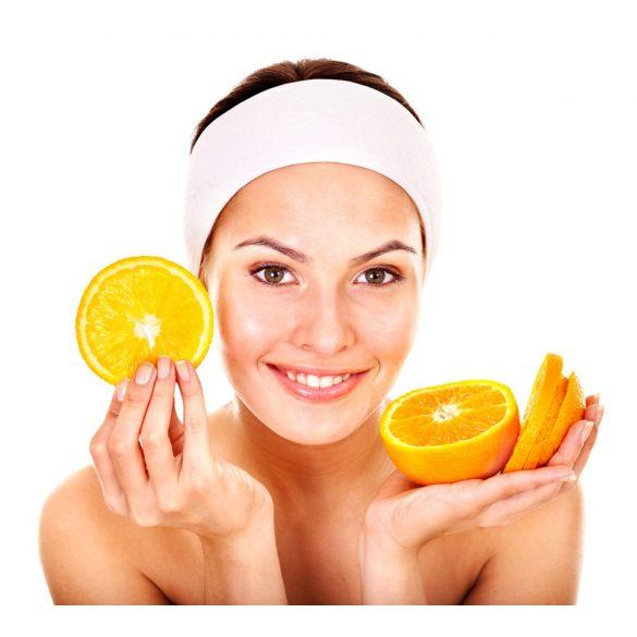 C-vitaminos narancsos krém vízhiányos száraz bőrre NAGY KISZERELÉS!