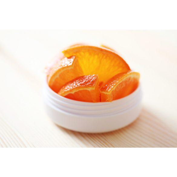 C-vitaminos narancsos krém vízhiányos száraz bőrre