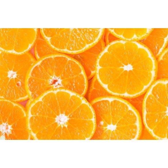 Zsóka kedvence krém - narancsos
