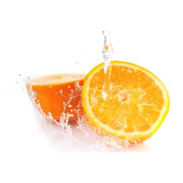 Selymes narancsos fürdőtej flakonnal - GIGA KISZERELÉS